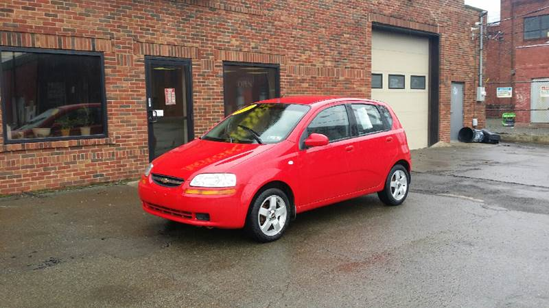 2006 Chevrolet Aveo LS 4dr Hatchback - Erie PA