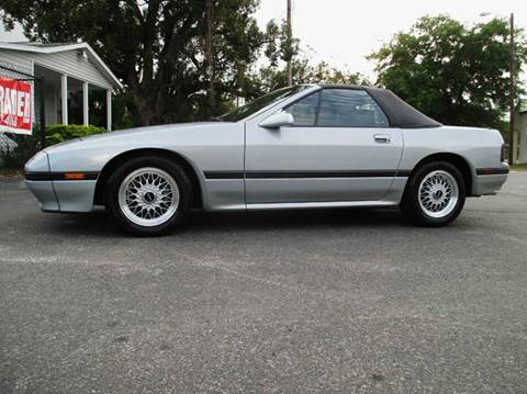 1988 Mazda RX-7 for sale at OVE Car Trader Corp in Tampa FL