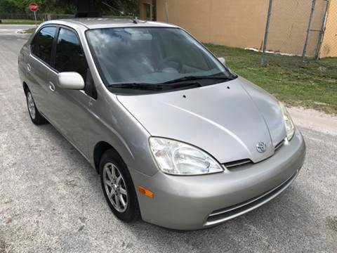 2003 Toyota Prius for sale at OVE Car Trader Corp in Tampa FL
