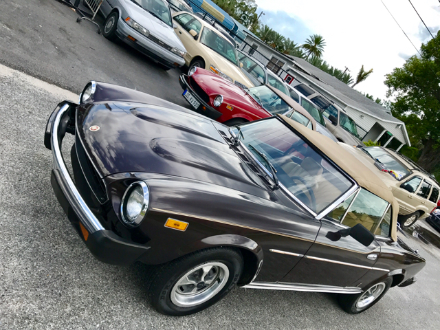 1979 FIAT 2000 Spider for sale at OVE Car Trader Corp in Tampa FL