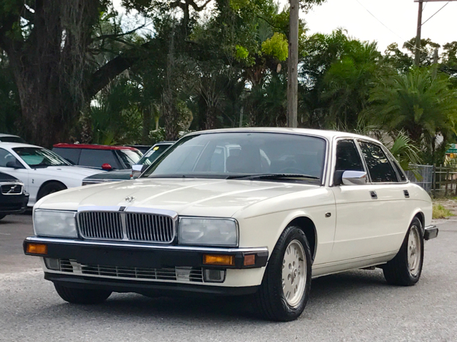 Jaguar XjSeries Xj Classic In Tampa FL OVE Car Trader Corp - Classic car trader