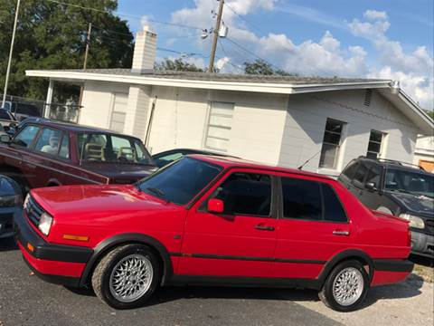 1992 Volkswagen Jetta for sale at OVE Car Trader Corp in Tampa FL