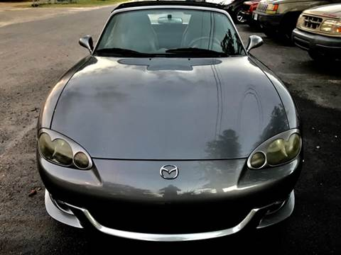 2004 Mazda MAZDASPEED MX-5 for sale at OVE Car Trader Corp in Tampa FL