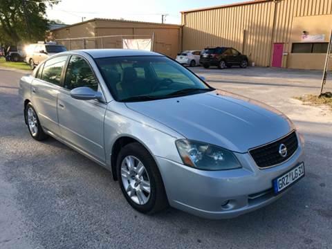 2006 Nissan Altima for sale at OVE Car Trader Corp in Tampa FL
