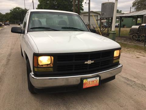 1998 Chevrolet C/K 1500 Series for sale at OVE Car Trader Corp in Tampa FL