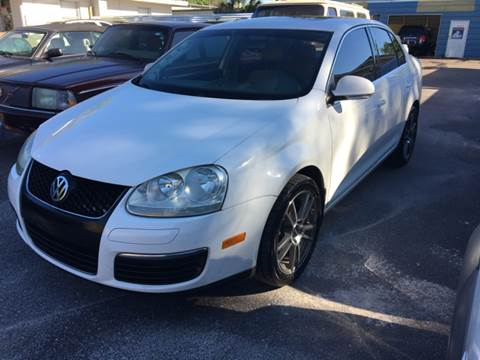 2006 Volkswagen Jetta for sale at OVE Car Trader Corp in Tampa FL