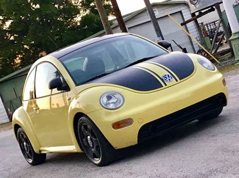 1999 Volkswagen New Beetle for sale at OVE Car Trader Corp in Tampa FL
