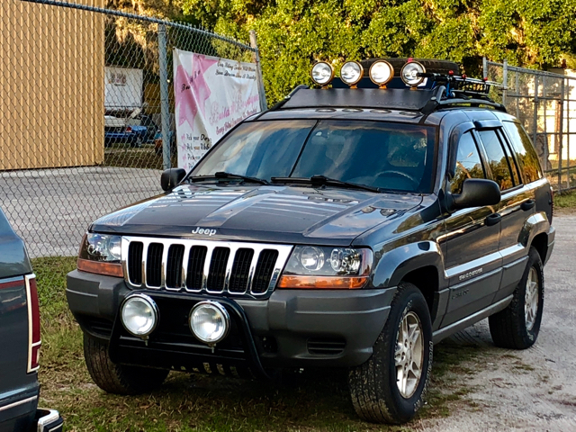 2002 Jeep Grand Cherokee for sale at OVE Car Trader Corp in Tampa FL