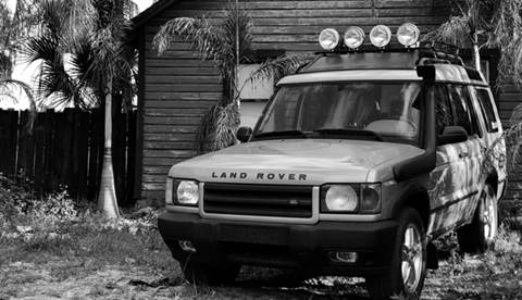 2002 Land Rover Discovery Series II for sale at OVE Car Trader Corp in Tampa FL