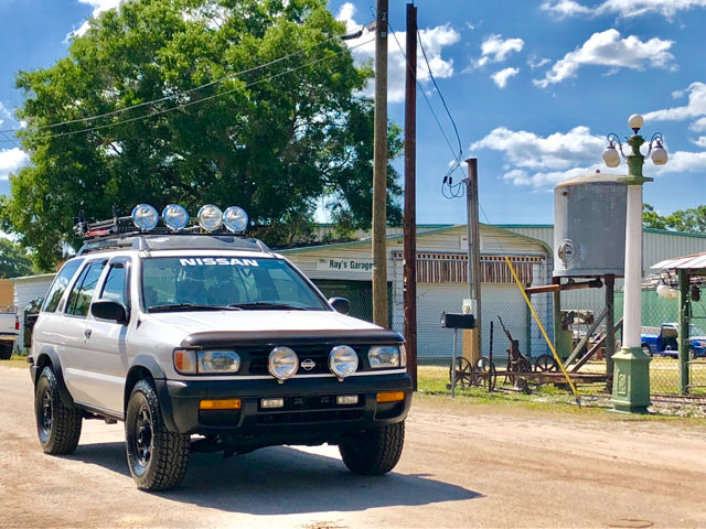 1996 Nissan Pathfinder for sale at OVE Car Trader Corp in Tampa FL