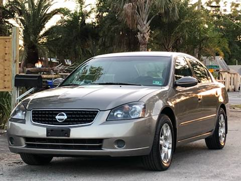 2005 Nissan Altima for sale at OVE Car Trader Corp in Tampa FL