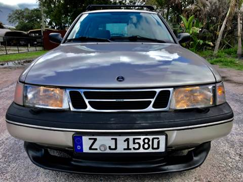 1997 Saab 900 for sale in Tampa, FL