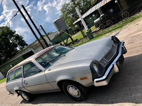 1977 Ford Pinto for sale at OVE Car Trader Corp in Tampa FL