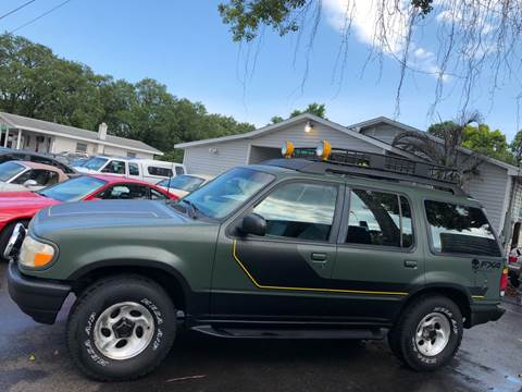1996 Ford Explorer for sale at OVE Car Trader Corp in Tampa FL