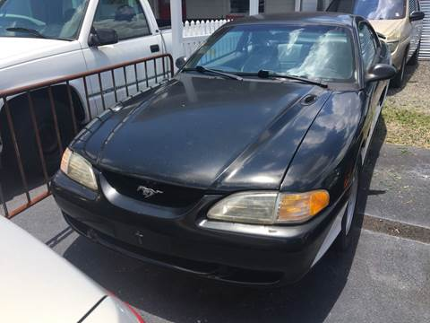 1998 Ford Mustang for sale at OVE Car Trader Corp in Tampa FL