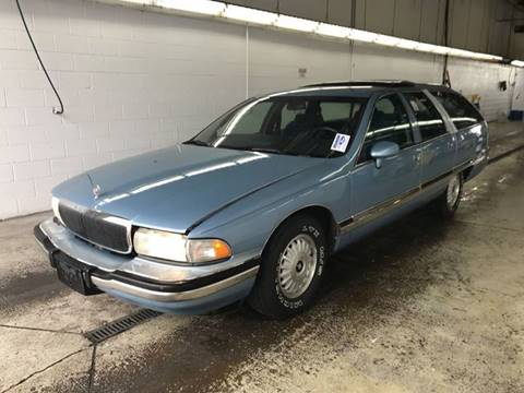1993 Buick Roadmaster for sale at OVE Car Trader Corp in Tampa FL