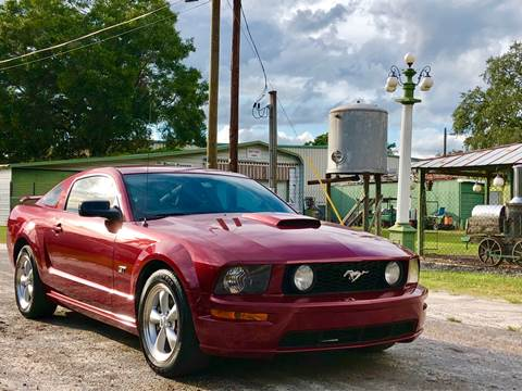 2007 Ford Mustang for sale at OVE Car Trader Corp in Tampa FL