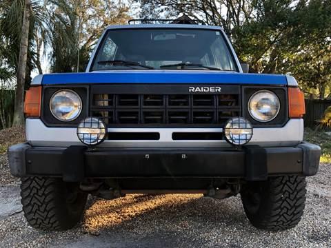 Dodge Raider For Sale >> Dodge Raider For Sale In Tampa Fl Ove Car Trader Corp