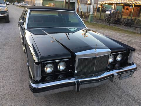 1982 Lincoln Mark VI for sale at OVE Car Trader Corp in Tampa FL