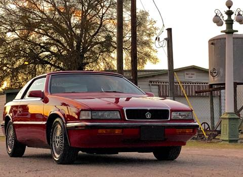 1989 Chrysler TC for sale at OVE Car Trader Corp in Tampa FL