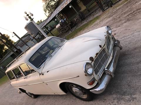 1966 Volvo 122 for sale at OVE Car Trader Corp in Tampa FL