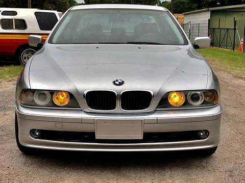 2001 BMW 5 Series for sale at OVE Car Trader Corp in Tampa FL