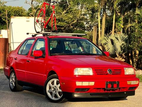1998 Volkswagen Jetta for sale at OVE Car Trader Corp in Tampa FL