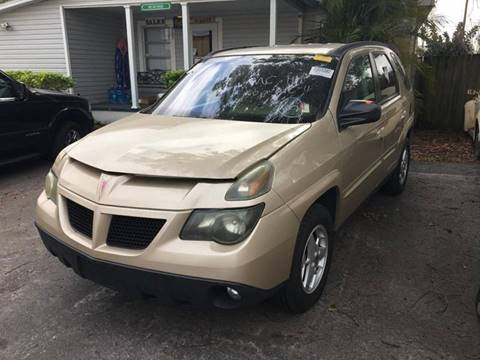 2003 Pontiac Aztek for sale in Tampa, FL
