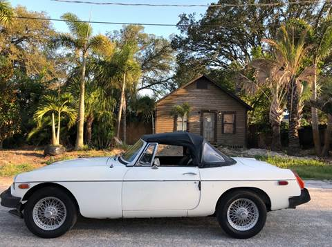 1979 MG MGB for sale in Tampa, FL