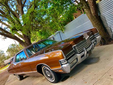 1972 Mercury Marquis for sale at OVE Car Trader Corp in Tampa FL