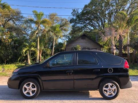 2004 Pontiac Aztek for sale in Tampa, FL