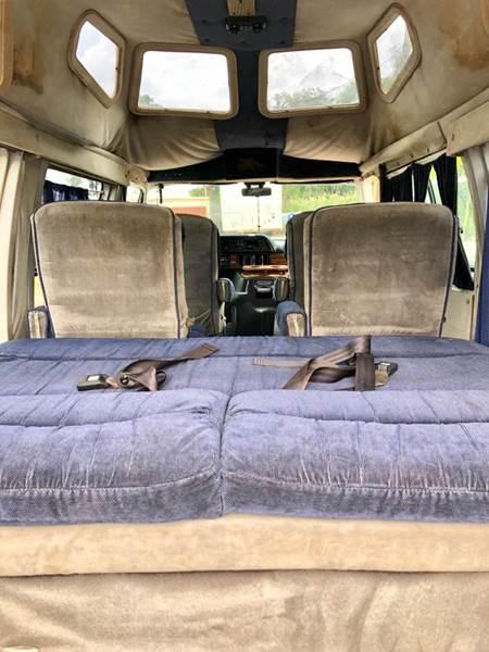 1989 Dodge Ram Van B250 3dr Passenger In Tampa FL - OVE Car Trader Corp