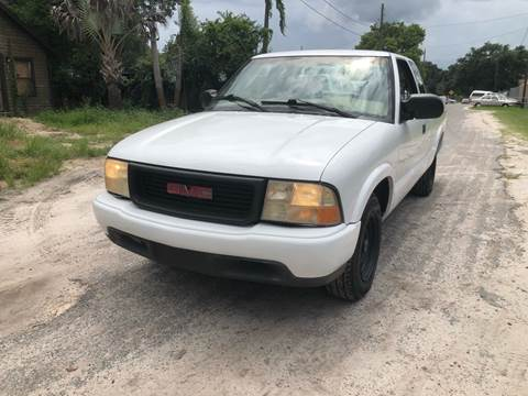 1999 GMC Sonoma for sale at OVE Car Trader Corp in Tampa FL