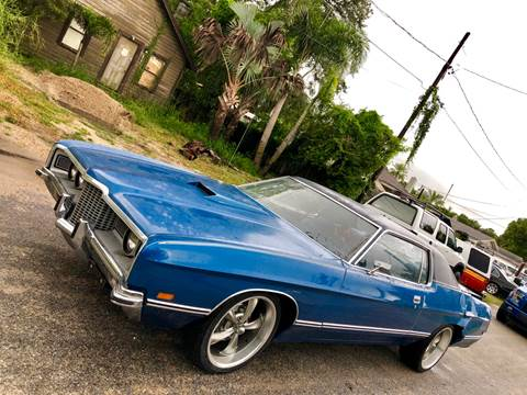 1971 Ford Galaxie 500 for sale in Tampa, FL
