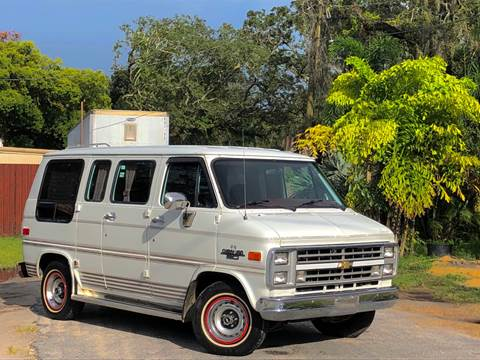 1991 Chevrolet Chevy Van for sale at OVE Car Trader Corp in Tampa FL