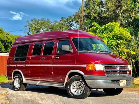 1998 Dodge Ram Van for sale at OVE Car Trader Corp in Tampa FL