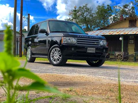 2009 Land Rover Range Rover for sale at OVE Car Trader Corp in Tampa FL