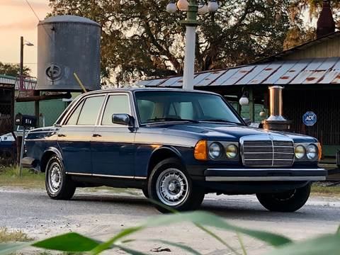 1985 Mercedes-Benz 300-Class for sale at OVE Car Trader Corp in Tampa FL