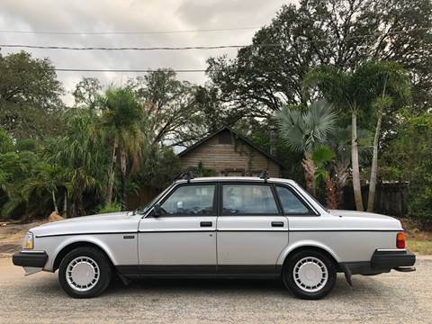 1990 Volvo 240 for sale in Tampa, FL