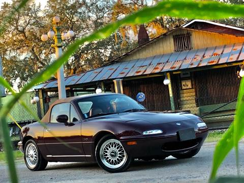 1995 Mazda MX-5 Miata for sale at OVE Car Trader Corp in Tampa FL