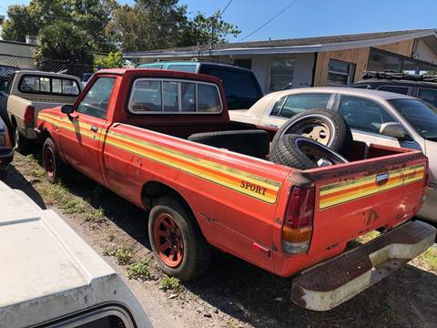 1979 Plymouth Arrow Pickup for sale at OVE Car Trader Corp in Tampa FL