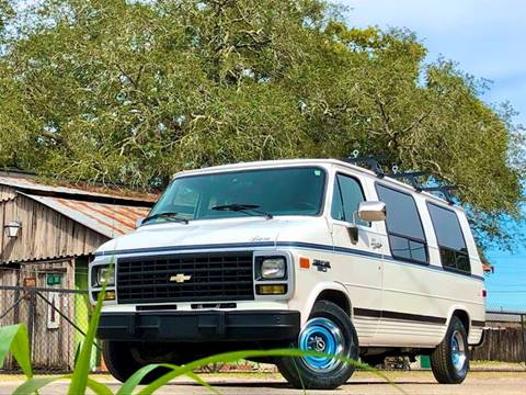 1995 Chevrolet Chevy Van for sale at OVE Car Trader Corp in Tampa FL