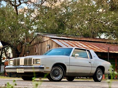 1979 Oldsmobile Cutlass Supreme for sale at OVE Car Trader Corp in Tampa FL