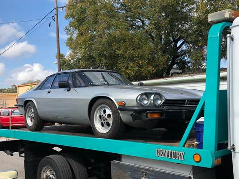1977 Jaguar XJ-Series for sale at OVE Car Trader Corp in Tampa FL