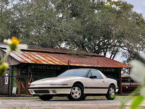 1988 Buick Reatta for sale at OVE Car Trader Corp in Tampa FL