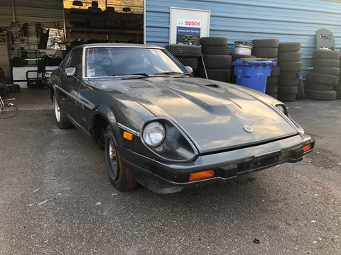 1982 Datsun 280ZX for sale at OVE Car Trader Corp in Tampa FL