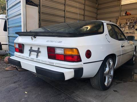 1987 Porsche 924 for sale at OVE Car Trader Corp in Tampa FL