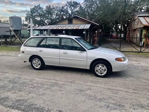 1997 Ford Escort for sale at OVE Car Trader Corp in Tampa FL