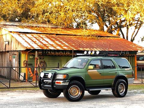 1997 Toyota 4Runner for sale at OVE Car Trader Corp in Tampa FL