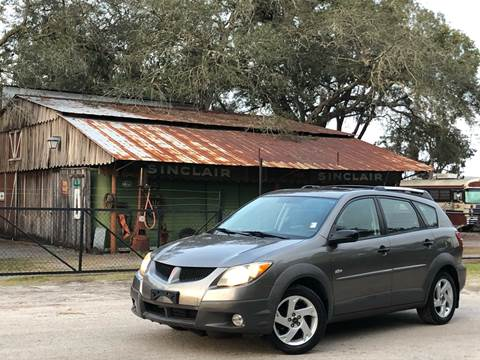 2003 Pontiac Vibe for sale at OVE Car Trader Corp in Tampa FL